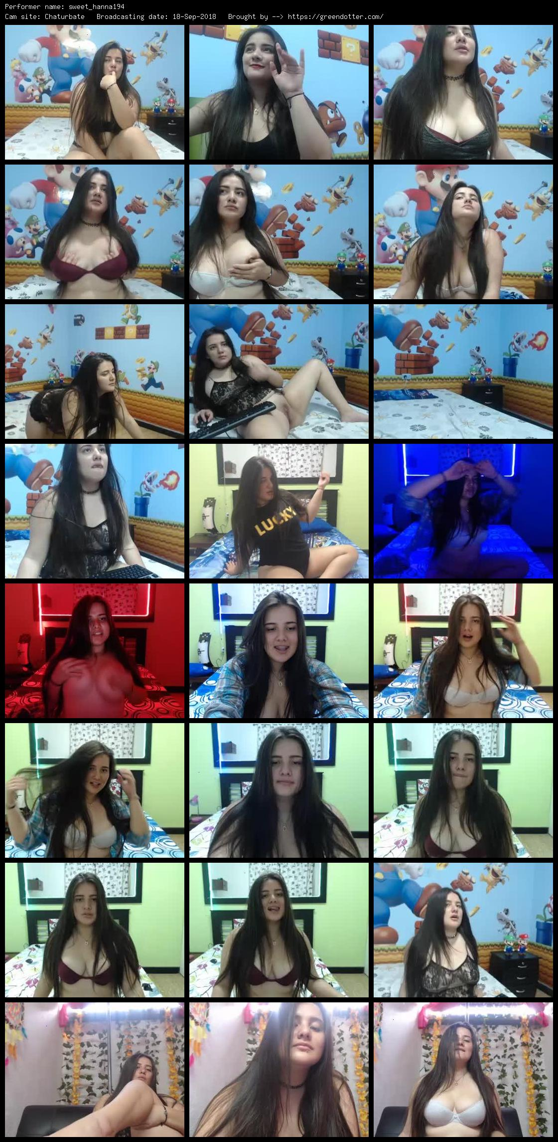 sweet_hanna194's Show Preview